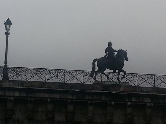 korpude atli heykeli