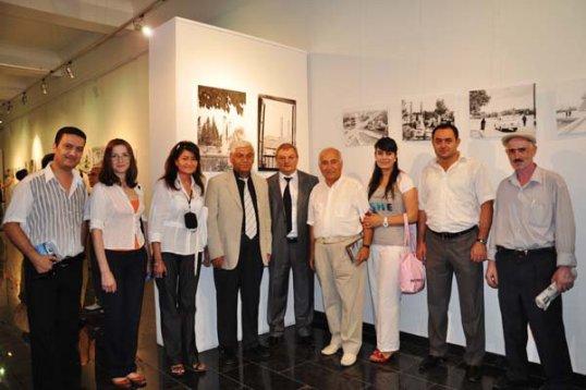 sergiden foto Ramiz Quliyev Rafiq Aliyev