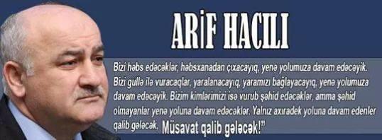 Arif Hacili