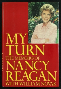 main_1-Nancy-Reagan-Signed-1st-Edition-My-Turn-Hardcover-Book-JSA-COA