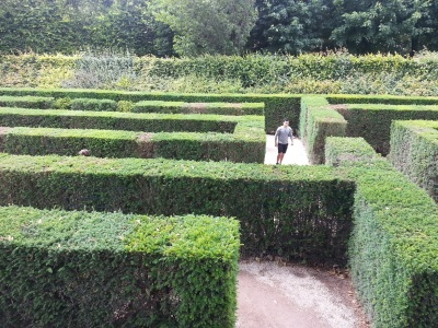 labirintde
