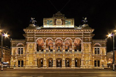 vyana opera teatrı