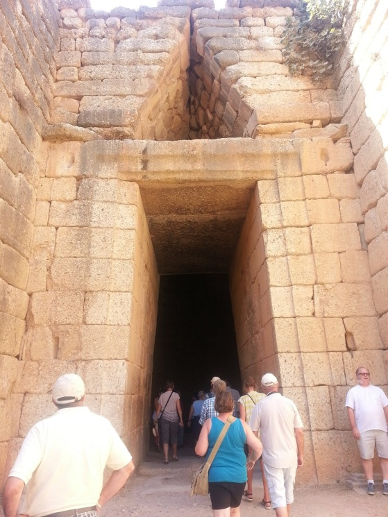 mycenae agamemnon