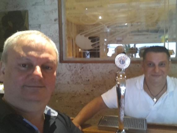 zorbas beer greece