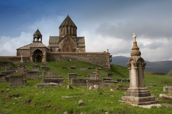 Gandzasar monastery 1