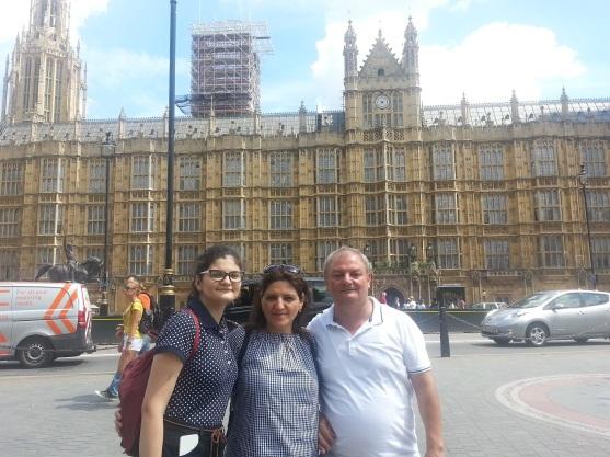 Britaniya parlamenti