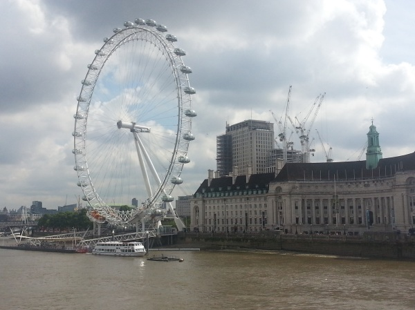 london eye 0