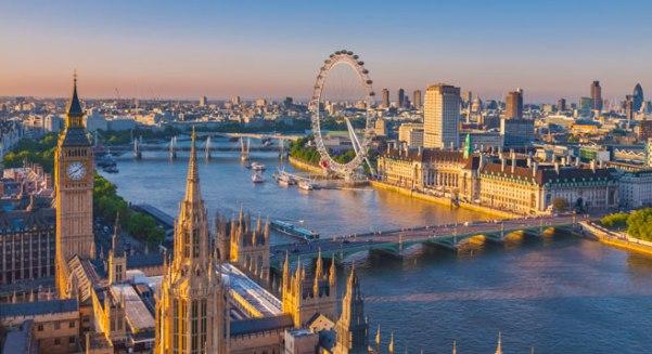 London panarama