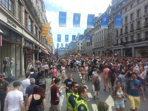 London pride parad
