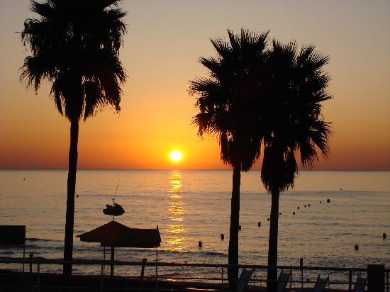 sunrise torremolinos
