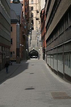 tunnelgatan