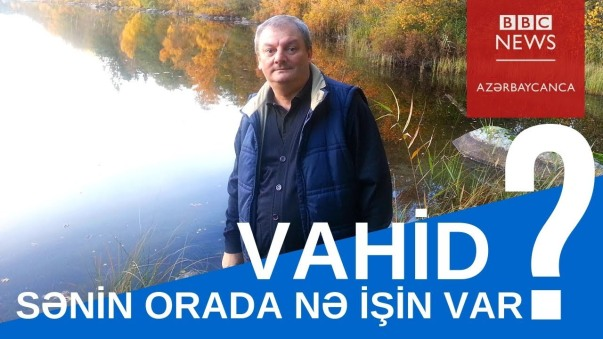 BBC Vahid Qazi