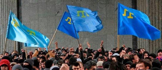 krim tatar mouvment