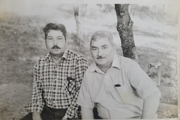 Sabir Əliyev Pərviz Qazıyev